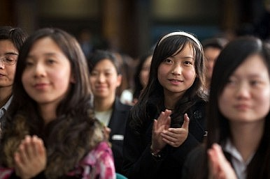 Chinese Students and Fitting In