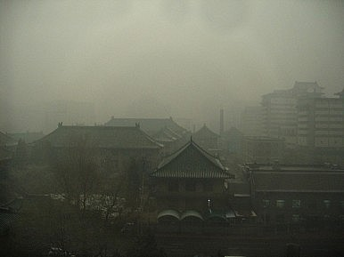 Beijing Air Pollution Brouhaha