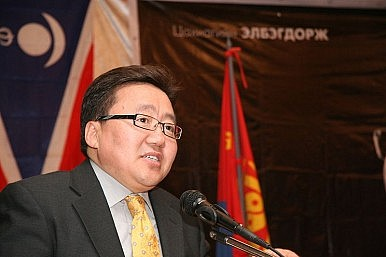 Mongolia Looks to Middle East