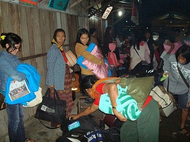 Indonesia Boat Tragedy