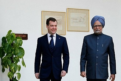 Russia, India at Crossroads