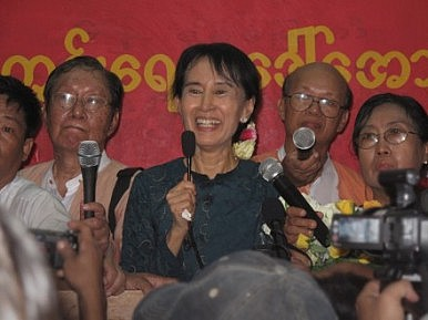 Suu Kyi to Run in Election