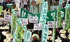 Taiwan Activists Get Day in Sun