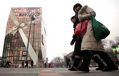 Can China's Consumers Save West?