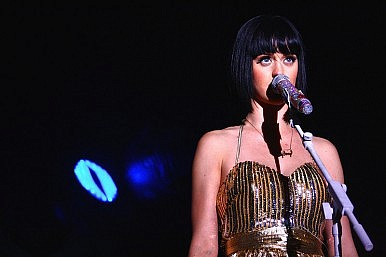 Katy Perry for North Korea?