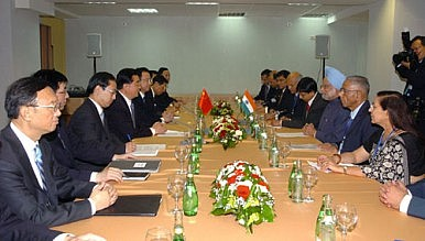 Another China-India Spat