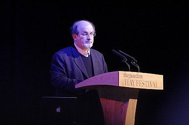 Rushdie Not Welcome