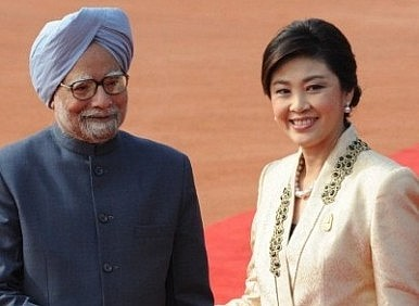 India Gets Close to Thailand