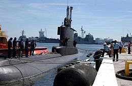 Indonesia's Submarine Play