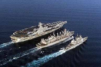 Will U.S. Navy Drop Fleet Plan?