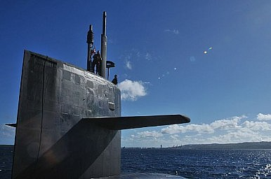 Can U.S. Navy Shift to Pacific?