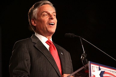 Are Huntsman, Romney Serious?