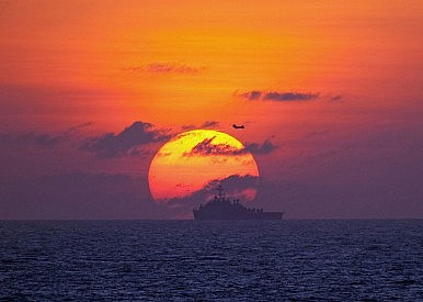 U.S. in the South China Sea