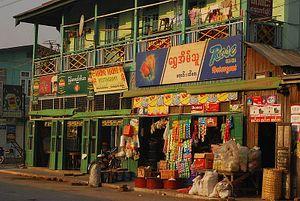 Economy Key to Burma's Democracy