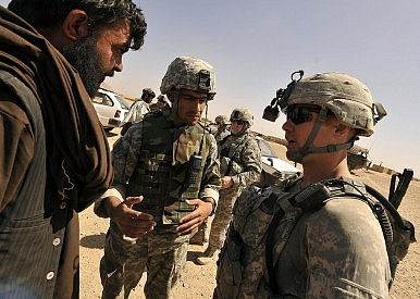 Mind Games in Afghanistan