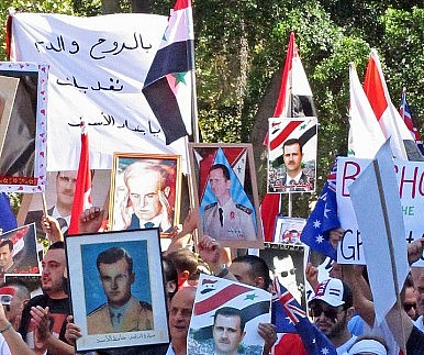 Syria and the New Cold War