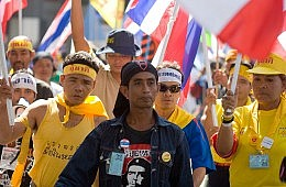 Thailand's Human Rights Crisis