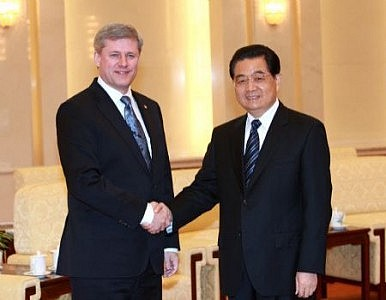 Canada Grapples with Asia Dilemma