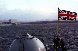 Obama's Falklands Failure