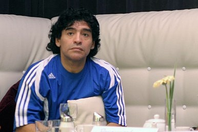 Maradona on the Move?