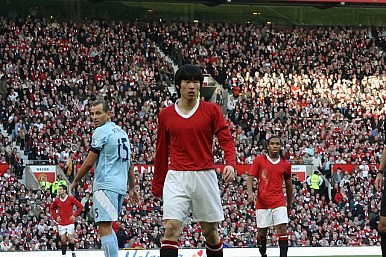 Park Ji-sung Takes Charge