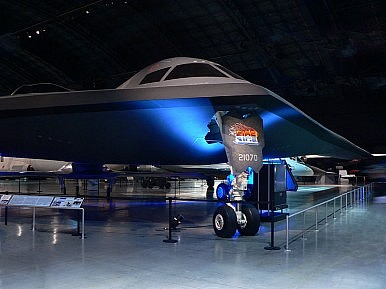 U.S. Getting a New Bomber