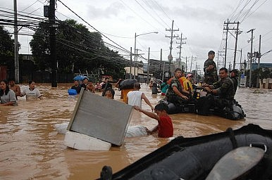 Philippines and Disasters