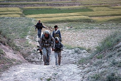 Outspoken on Afghanistan