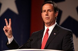 Santorum and Foreign Policy