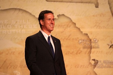 Rick Santorum's Very Big Night