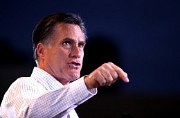 Mitt Romney's Bleak China View