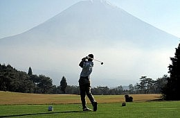 Asian Golf at War