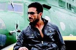 Agent Vinod Returns