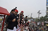 Akhilesh Yadav to Head SP Push