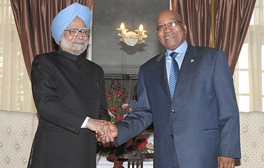 India Boosts Africa Presence