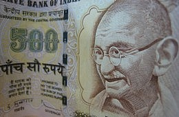 Is the Rupee on the Rise?