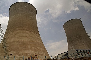 Eyeing Canada's China Nuclear Deal