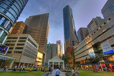 Singapore as a Global City