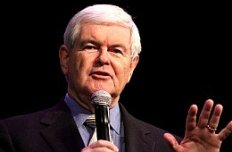 Gingrich in Louisiana