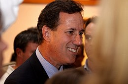 Santorum Gets Alabama, Mississippi