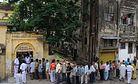 No Choice at India Election