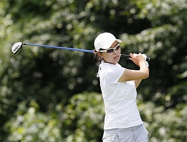 Asia Rules at First Major