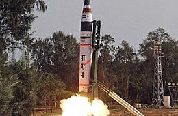 Flip Side of the Agni-V Launch