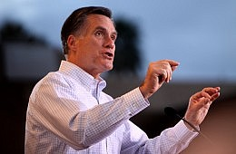Romney Seals Deal
