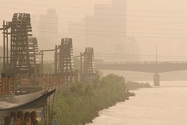 Fashionable Pollution in China