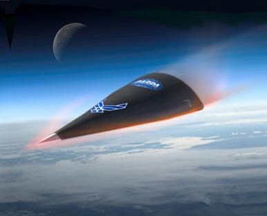 U.S. Eyes Hypersonic Missiles