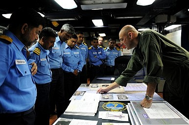 India's Navy Good U.S. Option