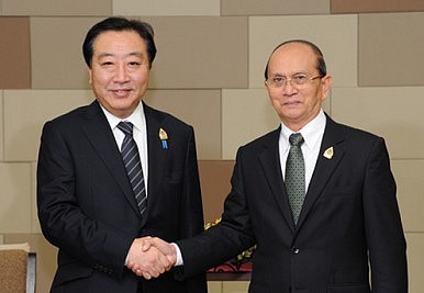 Japan Pledge Ups China Ante