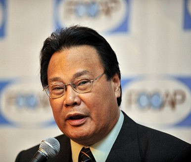 Philippine Justice or Grudge?