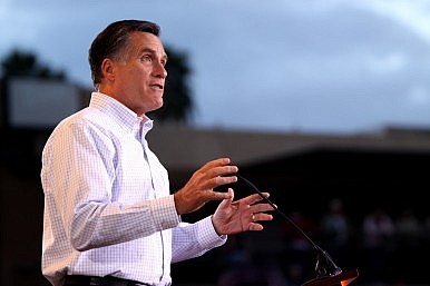 Mitt Romney Sweeps Primaries